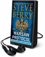 Cover image for The Warsaw protocol. bk. 15 [Playaway] : Cotton Malone series