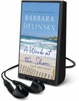 Imagen de portada para A week at the shore [Playaway]