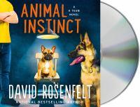 Imagen de portada para Animal instinct. bk. 2 [sound recording CD] : K Team series