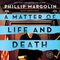Imagen de portada para A matter of life and death Robin lockwood series, book 4.