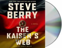 Cover image for The Kaiser's web. bk. 16 [sound recording CD] : Cotton Malone series