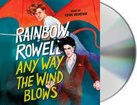 Cover image for Any way the wind blows. bk. 3 [sound recording CD] : Simon Snow series