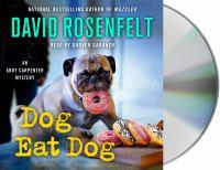 Imagen de portada para Dog eat dog. bk. 23 [sound recording CD] : Andy Carpenter series