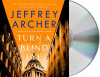 Cover image for Turn a blind eye. bk. 3 [sound recording CD] : William Warwick series