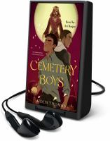 Cover image for Cemetery boys [Playaway]