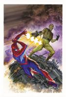 Cover image for The amazing Spider-Man. Vol. 6 [graphic novel] : Worldwide