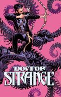 Cover image for Doctor Strange. Volume 3 [graphic novel] : Blood in the aether