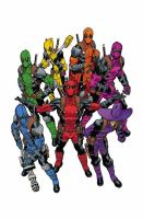 Cover image for Deadpool. Vol. 1 [graphic novel]