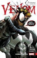 Cover image for Venom. Vol. 1 [graphic novel] : Homecoming