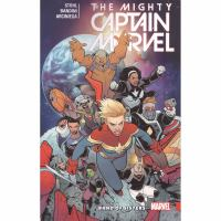 Cover image for The Mighty Captain Marvel. Vol. 2 [graphic novel] : Band of sisters