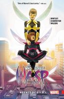 Cover image for The unstoppable Wasp. Vol. 2 [graphic novel] : Agents of G.I.R.L.
