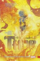 Cover image for The Mighty Thor. Vol. 5 [graphic novel] : The death of the mighty Thor