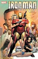 Cover image for Iron Man, Director of S.H.I.E.L.D [graphic novel] : the complete collection