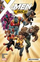 Cover image for X-Men Gold. Vol. 01 [graphic novel] : Back to the basics