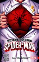 Cover image for Peter Parker, the Spectacular Spider-Man. Vol. 1 [graphic novel] : Into the twilight