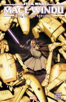 Cover image for Star Wars, Jedi of the Republic [graphic novel] : Mace Windu