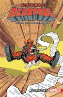 Cover image for The despicable Deadpool. Vol. 02 [graphic novel] : Bucket list