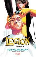 Imagen de portada para Legion. Son of X. Vol. 4 [graphic novel] : For we are many