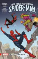 Cover image for Peter Parker, the spectacular Spider-Man. Vol. 3 [graphic novel] : Amazing fantasy