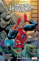 Cover image for The amazing Spider-Man. Vol. 01 [graphic novel] : Back to basics