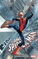 Cover image for The amazing Spider-Man. Vol. 2 [graphic novel] : Friends and foes