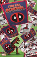 Cover image for You are Deadpool [graphic novel]