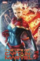 Cover image for The life of Captain Marvel [graphic novel]