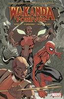 Cover image for Wakanda forever [graphic novel]