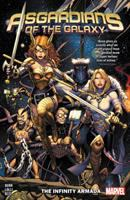 Cover image for Asgardians of the galaxy. Vol. 1 [graphic novel] : The Infinity Armada