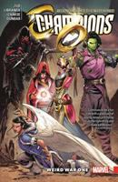 Cover image for Champions. Vol. 5 [graphic novel] : Weird war one