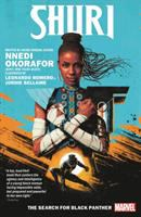 Cover image for Shuri. Vol. 1 [graphic novel] : The search for Black Panther