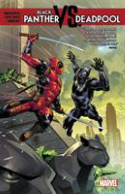 Cover image for Black Panther vs. Deadpool [graphic novel]