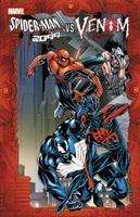 Cover image for Spider-Man 2099 vs. Venom 2099 [graphic novel]