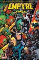Imagen de portada para Empyre. X-Men [graphic novel]