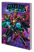 Imagen de portada para THE GUARDIANS OF THE GALAXY. Vol. 3 : We're Super Heroes