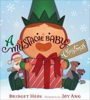Imagen de portada para A Mustache Baby Christmas