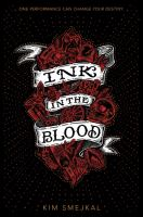 Cover image for INK IN THE BLOOD
