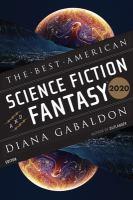 Imagen de portada para The best american science fiction and fantasy 2020