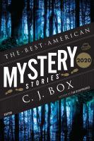 Imagen de portada para The best American mystery stories 2020 : Best American series