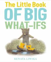 Cover image for The little book of big what-ifs