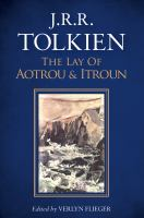 Cover image for The lay of Aotrou and Itroun : together with the Corrigan poems
