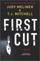 Cover image for First cut : a novel