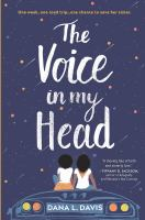 Cover image for The voice in my head