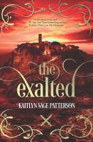 Cover image for The exalted. bk. 2 : Alskad Empire chronicles series