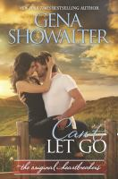 Cover image for Can't let go. bk. 5 : Original heartbreakers series