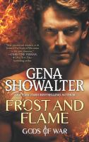 Cover image for Frost and flame. bk. 2 : Gods of war series