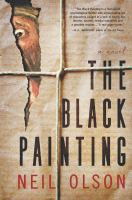 Cover image for The black painting : a novel