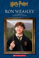Cover image for Ron Weasley : cinematic guide
