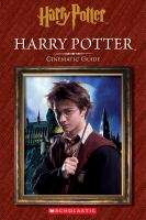 Cover image for Harry Potter : cinematic guide