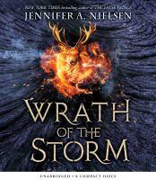 Imagen de portada para Wrath of the storm. bk. 3 [sound recording CD] : Mark of the thief series